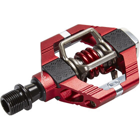 Crankbrothers Candy 7 Pedali, red